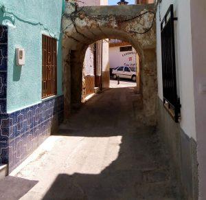 Alcázar (Arco de Somera)