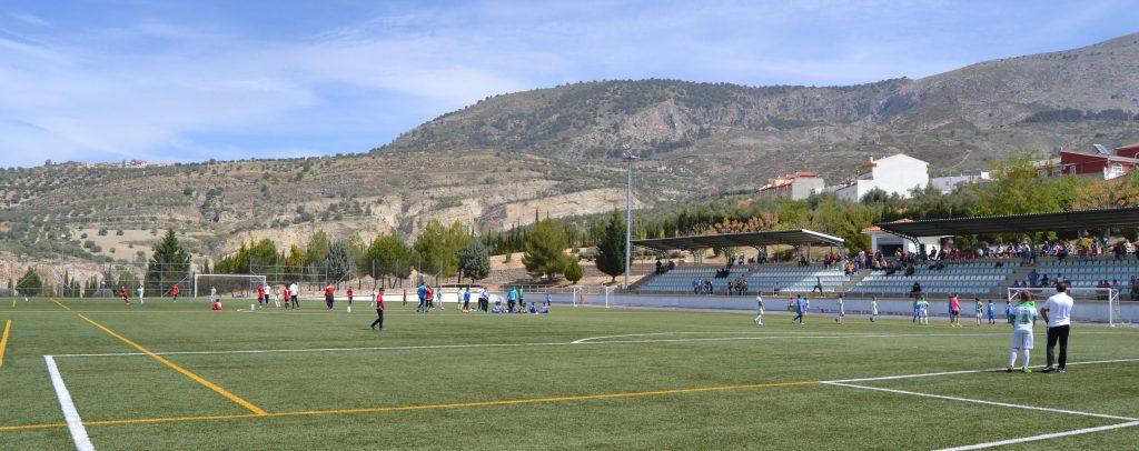 Campo de Fútbol de la Ciudad Deportiva Federico García Lorca de Alfacar