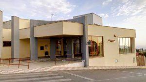 Fachada del Teatro de Alfacar