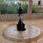 Fuente del Morquil en Alfacar