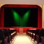 Escenario del Teatro Municipal de Alfacar