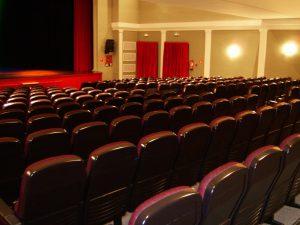 Butacas Teatro Municipal de Alfacar