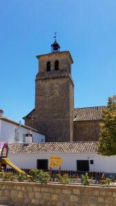 Torre de la Iglesia de la Asunción, Alfacar
