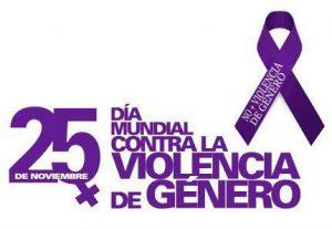 Día Mundial Contra la Violencia de Género