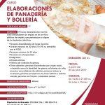 Curso: Elaboraciones de Panadería y Bollería (GranadaEmpleoIII)